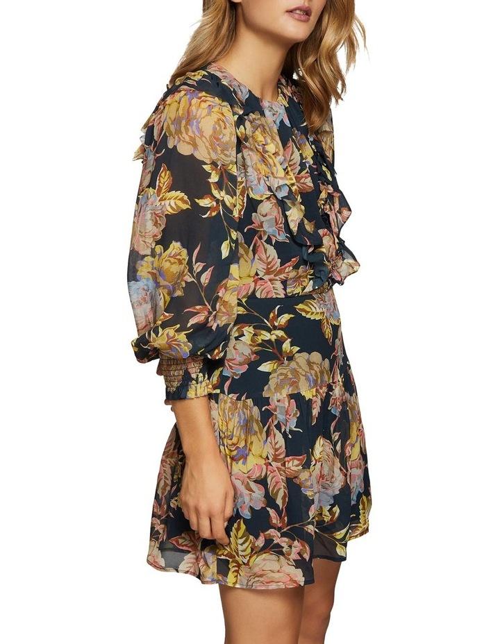 Locky Navy Floral Dress image 2