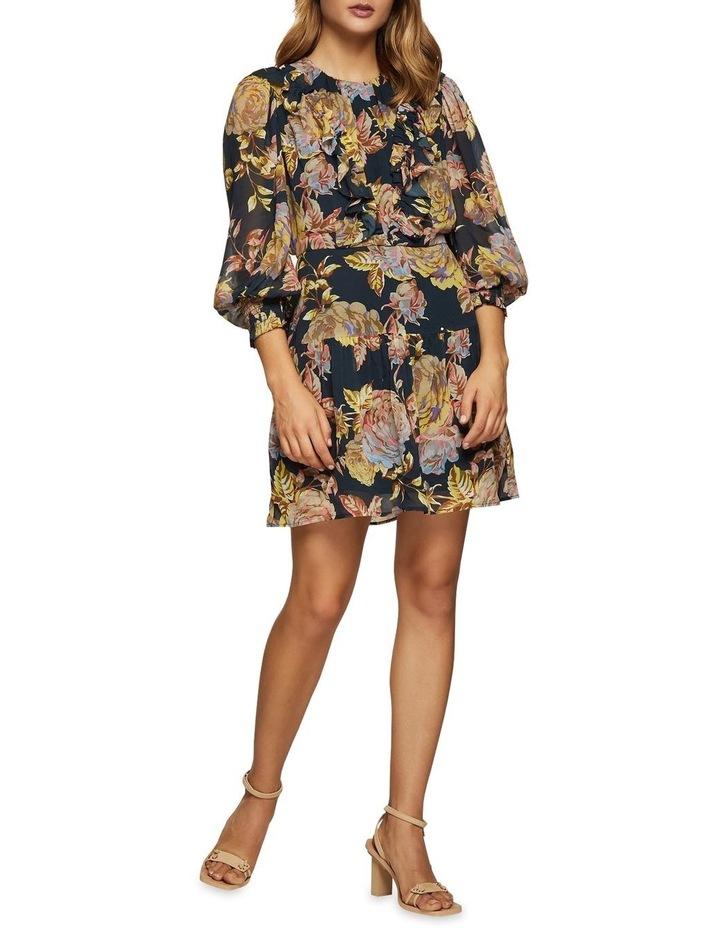 Locky Navy Floral Dress image 5