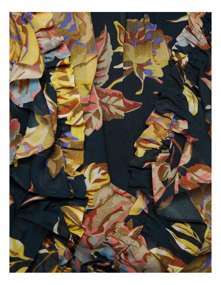 Locky Navy Floral Dress image 6