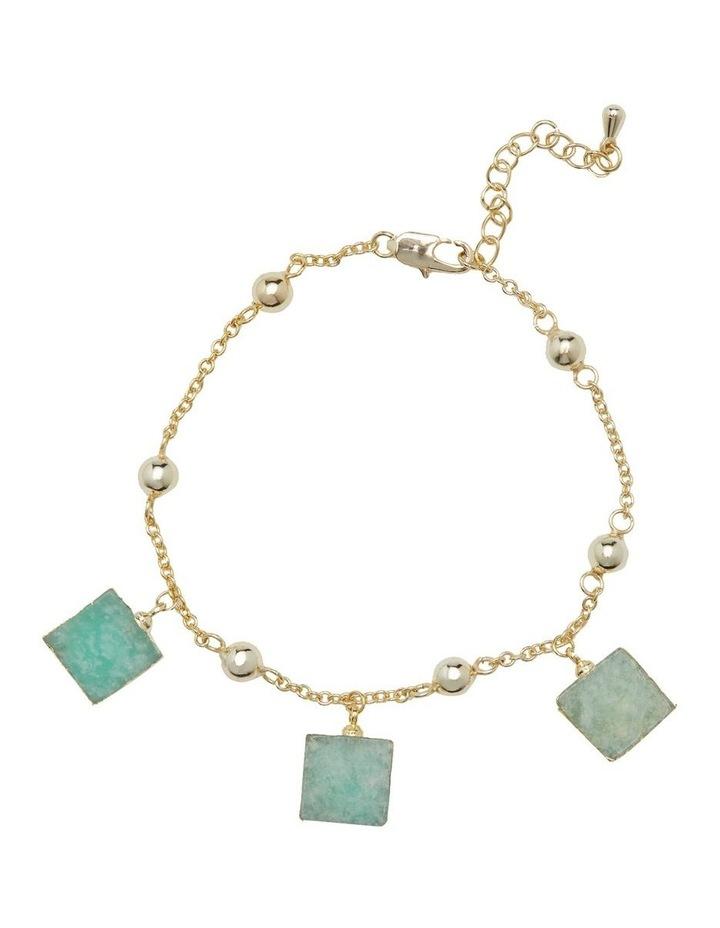 Ulani Amazonite Stone Bracelet image 1