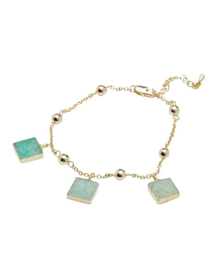 Ulani Amazonite Stone Bracelet image 2
