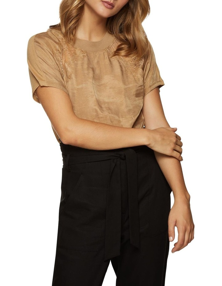 Sandra Lace Trim T-Shirt image 1