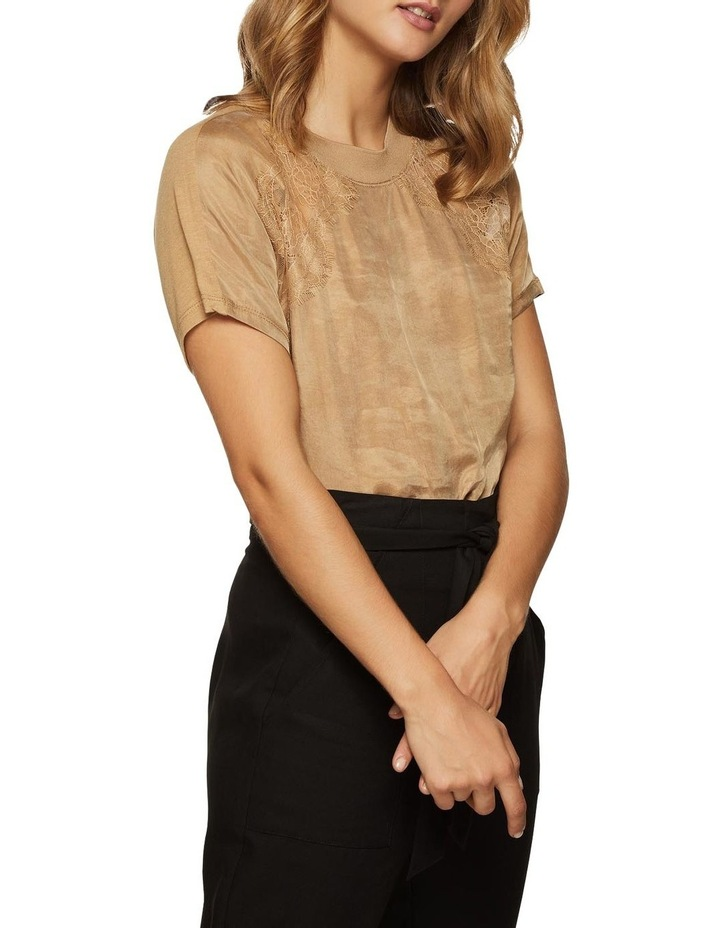 Sandra Lace Trim T-Shirt image 2