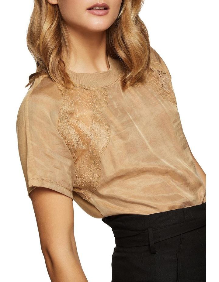 Sandra Lace Trim T-Shirt image 4
