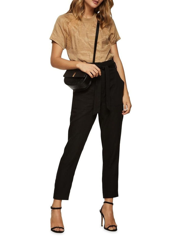 Sandra Lace Trim T-Shirt image 5