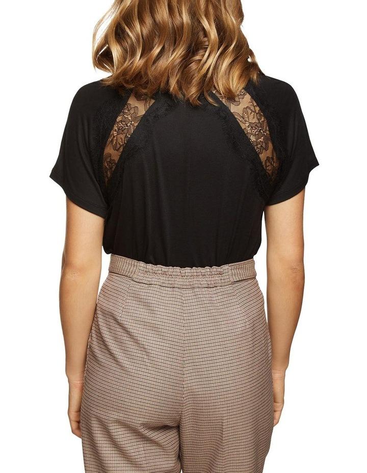 Sandra Lace Trim T-Shirt image 3