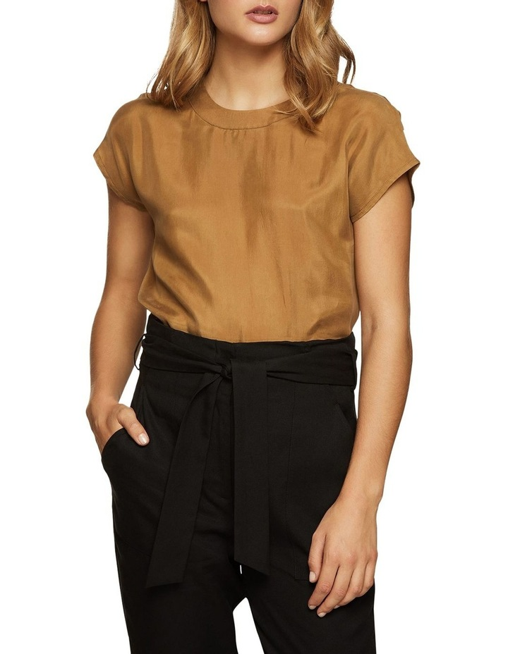 Lauren Woven Front T-Shirt image 1