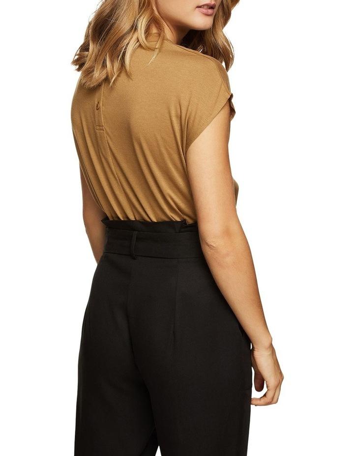 Lauren Woven Front T-Shirt image 3