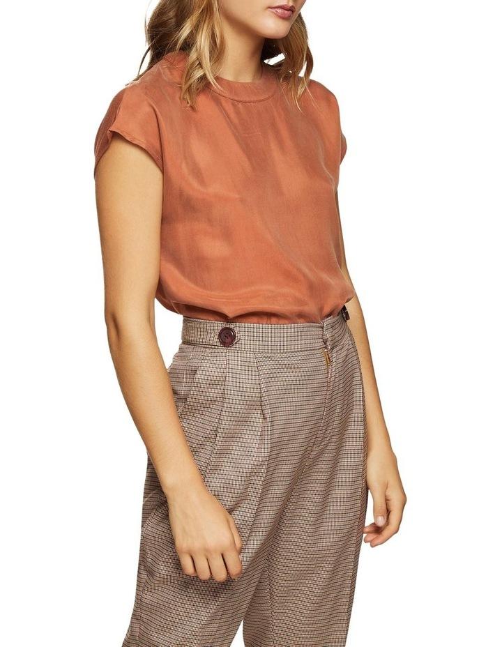 Lauren Woven Front T-Shirt image 2