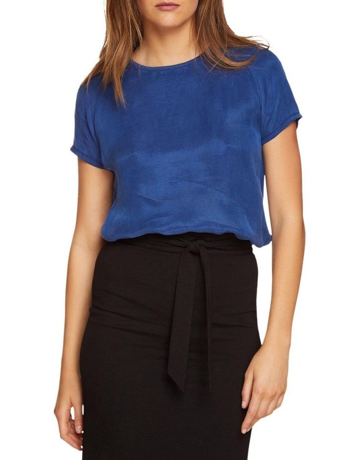 Katrina Woven Front T-Shirt image 1