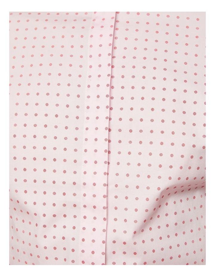 Angel French Cuff Spot Stretch Shirt image 6