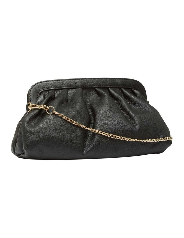 Lexi Leather Clutch Bag image 1
