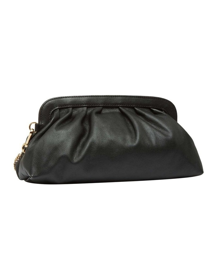 Lexi Leather Clutch Bag image 2