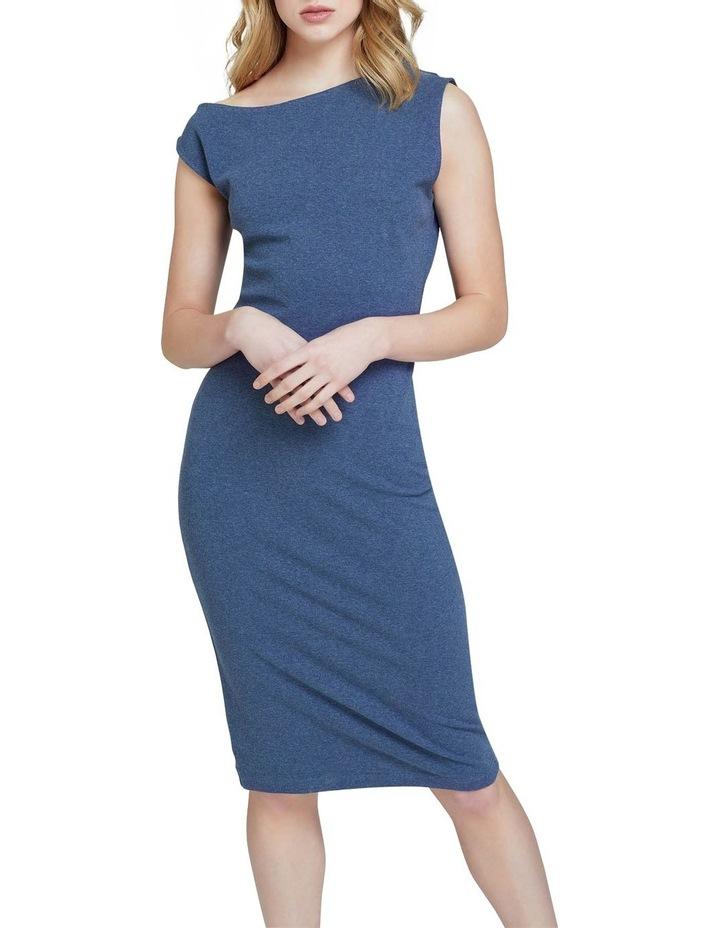 Hanna Rib Knit Dress image 4