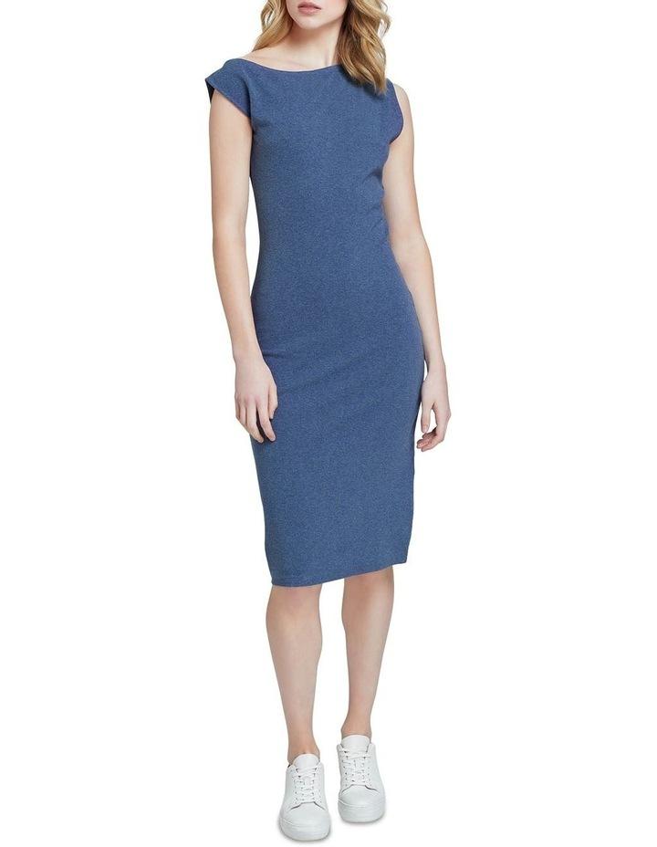 Hanna Rib Knit Dress image 5
