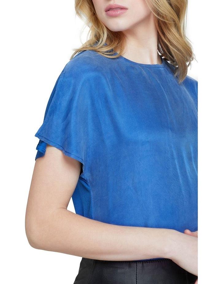 Suki Woven Front T-shirt image 4
