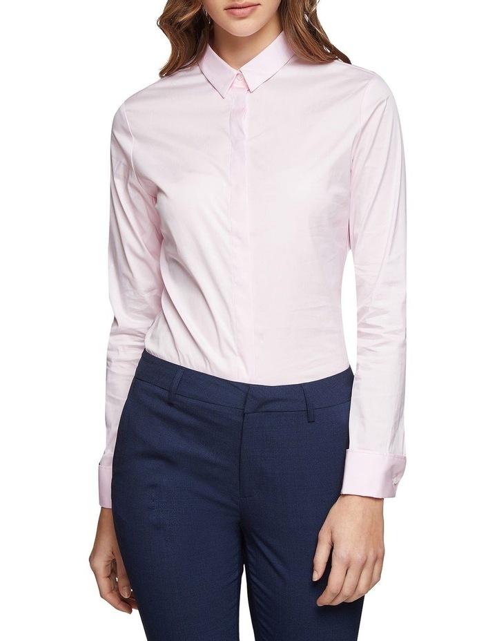 Angel Pink Stretch Shirt image 1