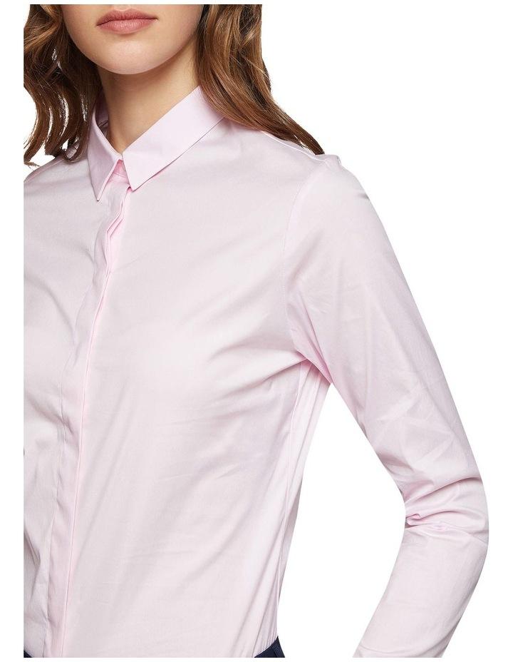 Angel Pink Stretch Shirt image 4