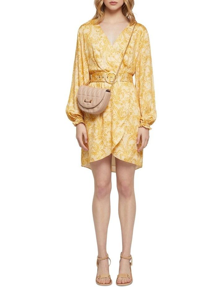 Trivia Tropical Print Dress image 5