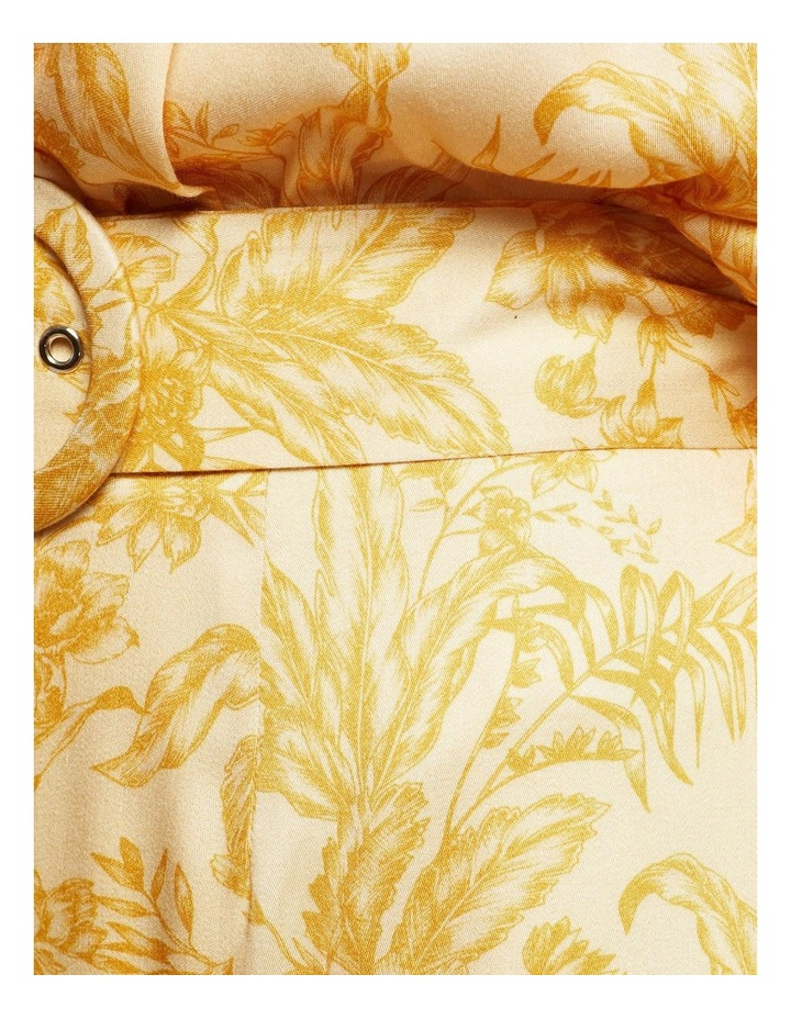 Riches Tropical Print Skirt image 6