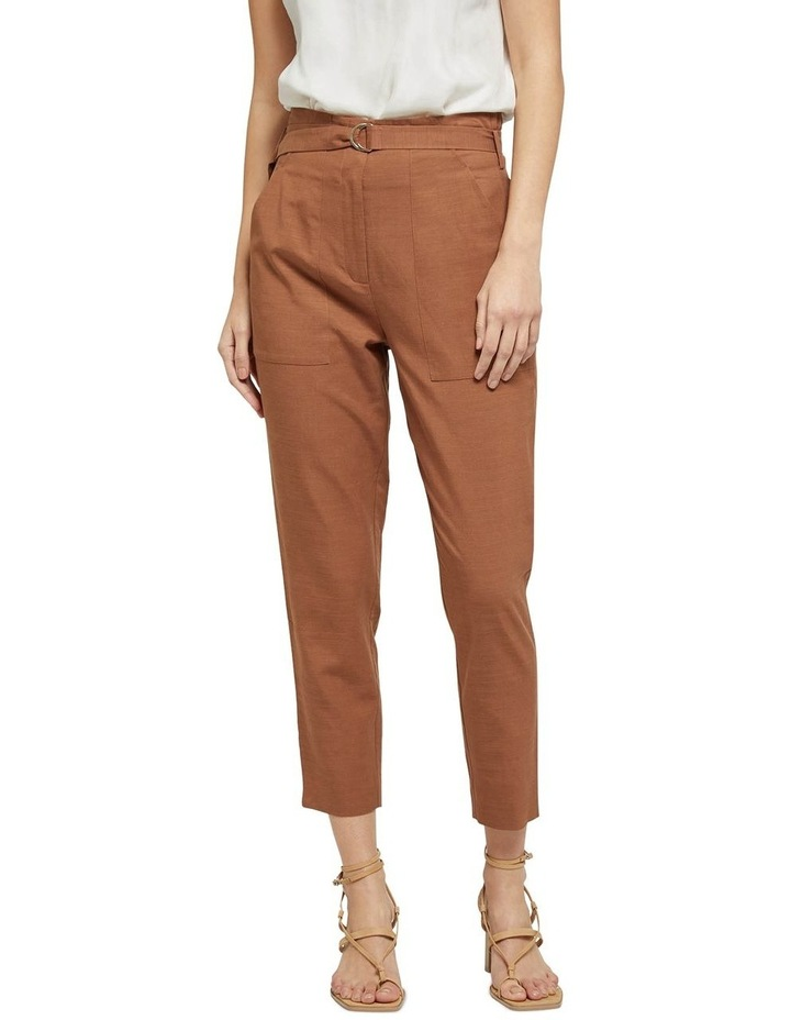 Aria Patch Pocket Pants image 1