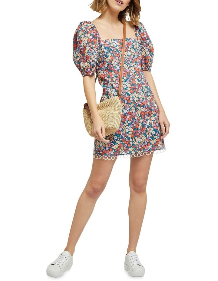 Margela Ditsy Floral Dress image 1