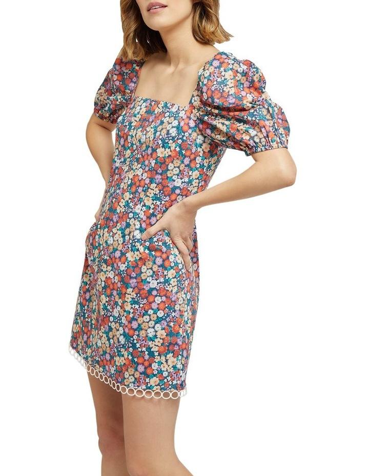 Margela Ditsy Floral Dress image 2