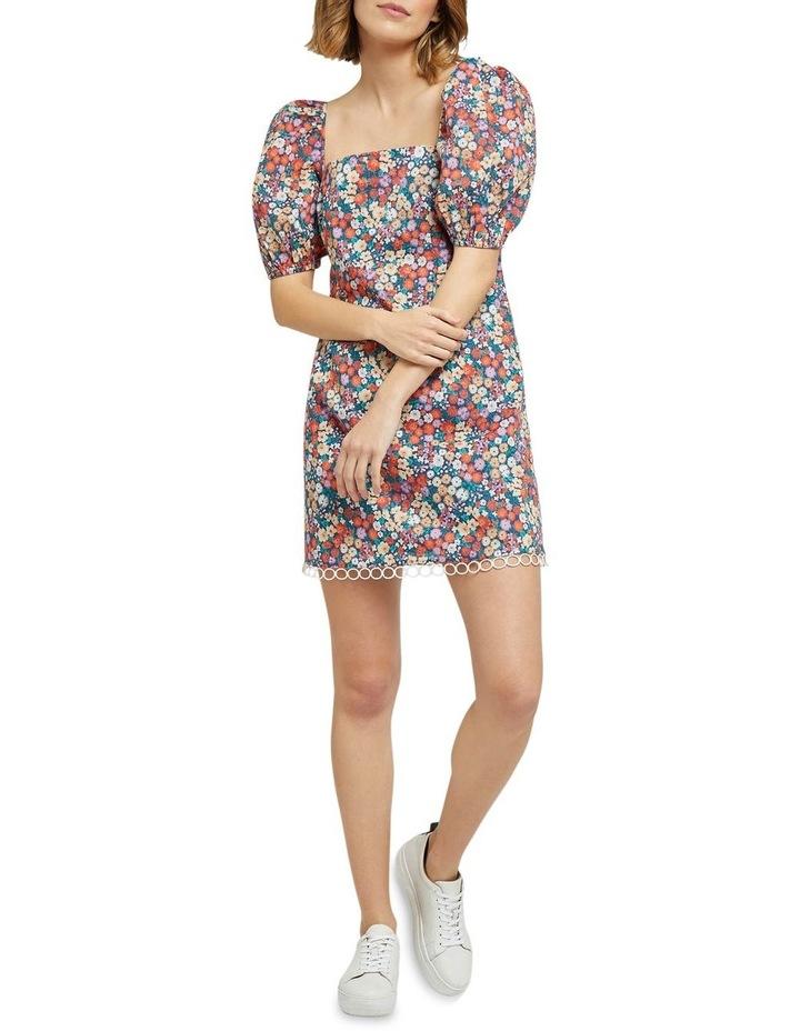 Margela Ditsy Floral Dress image 5