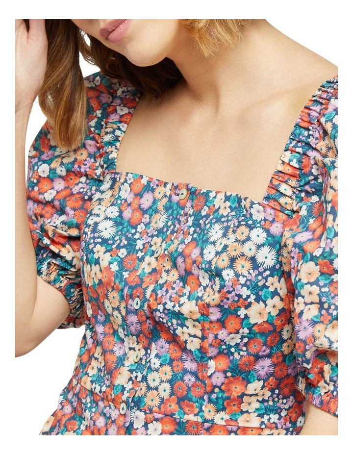 Zulu Ditsy Floral Top image 4