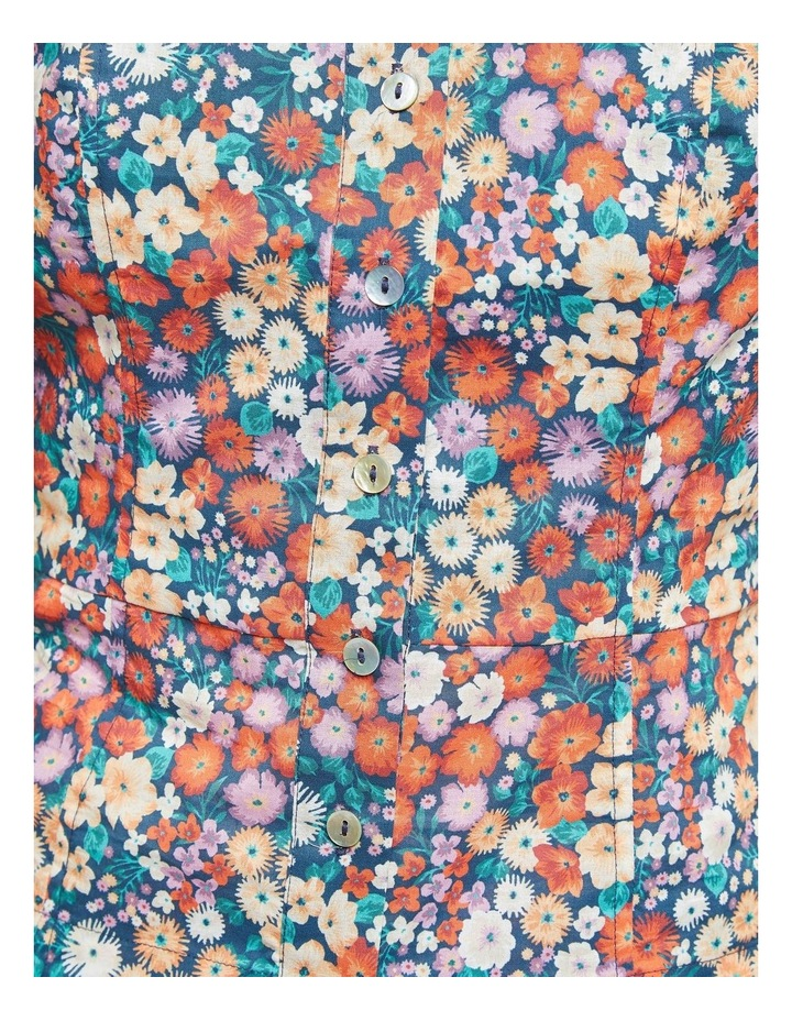 Zulu Ditsy Floral Top image 6
