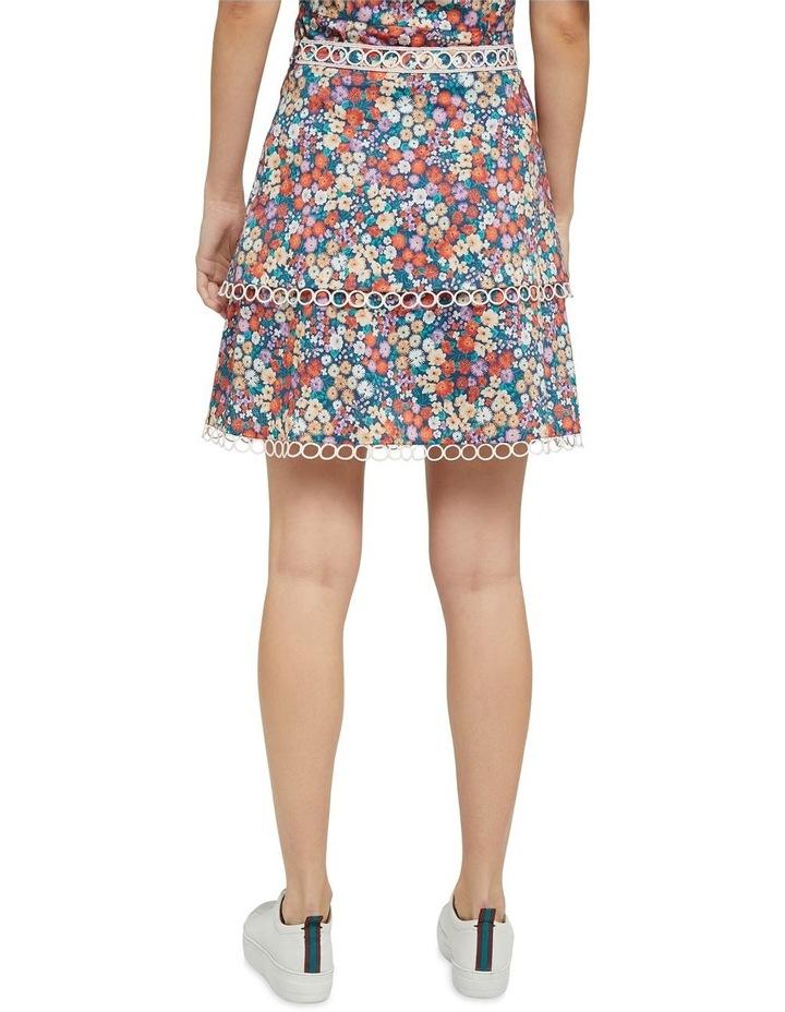 Greta Ditsy Floral Skirt image 3