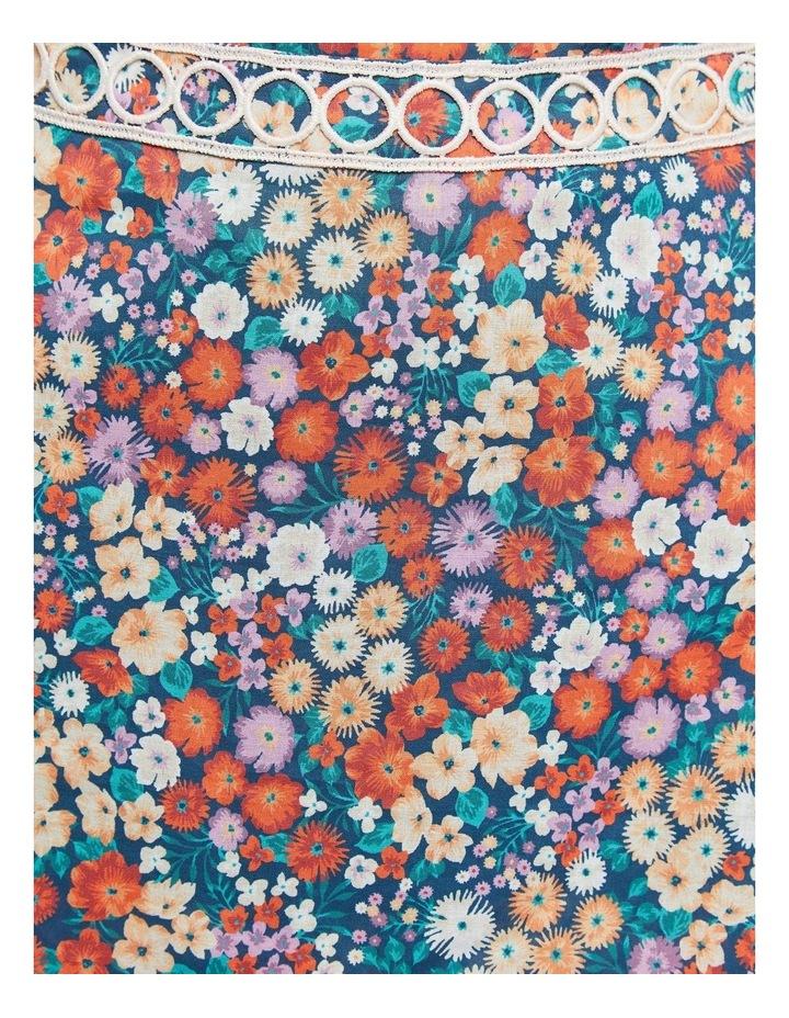 Greta Ditsy Floral Skirt image 6