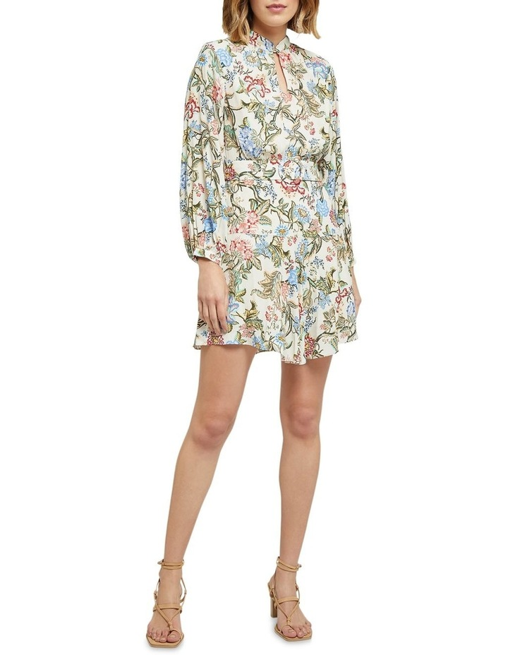 Elena Chintz Print Dress image 1