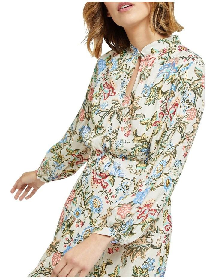 Elena Chintz Print Dress image 4