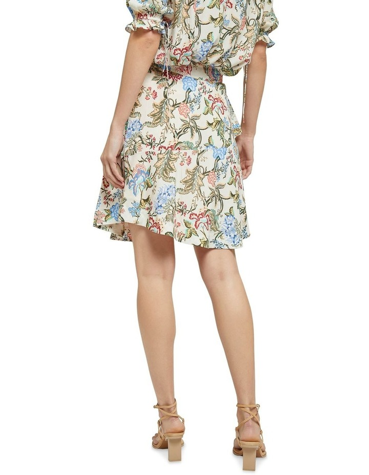 Mariella Chintz Print Skirt image 3