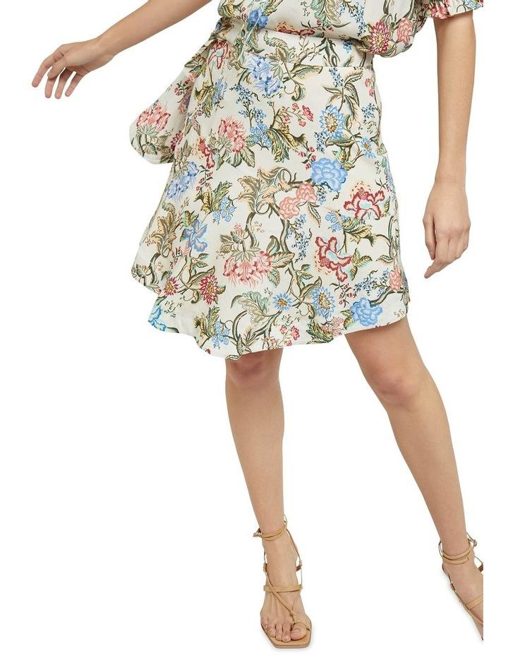 Mariella Chintz Print Skirt image 4