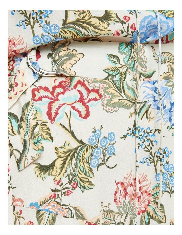 Mariella Chintz Print Skirt image 6