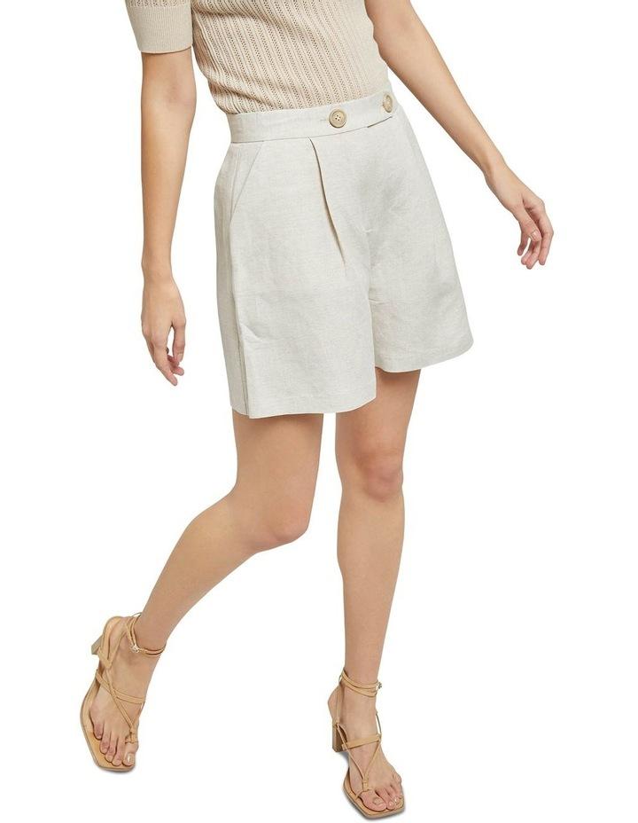 Sasha Linen Shorts image 4