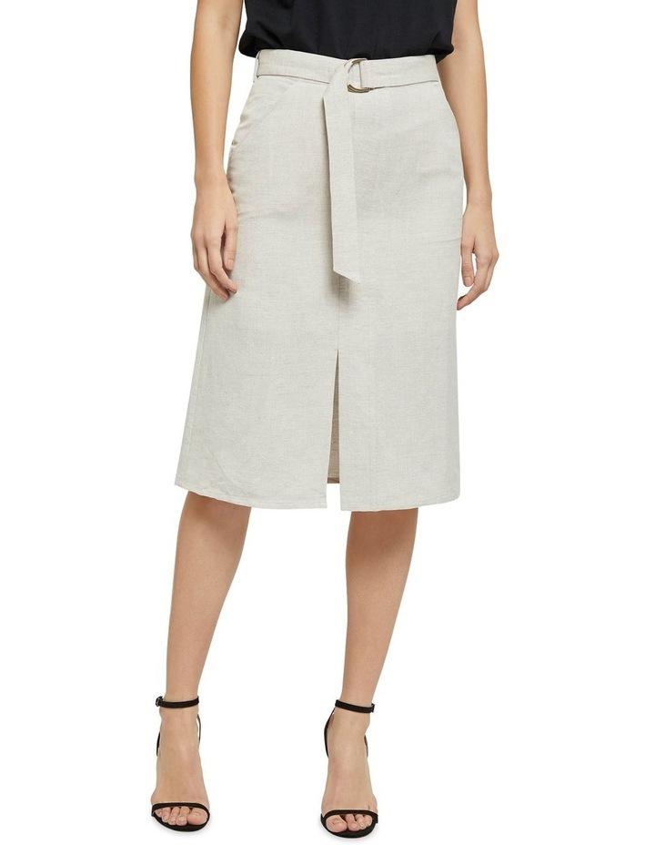 Noah Linen Skirt image 1