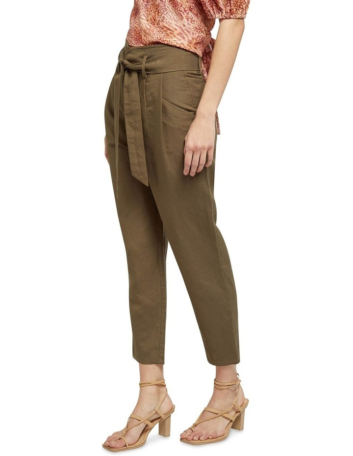 Ariel Linen Pants image 2