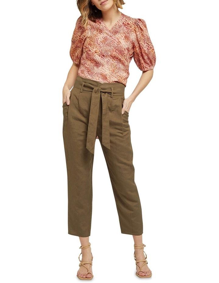Ariel Linen Pants image 5