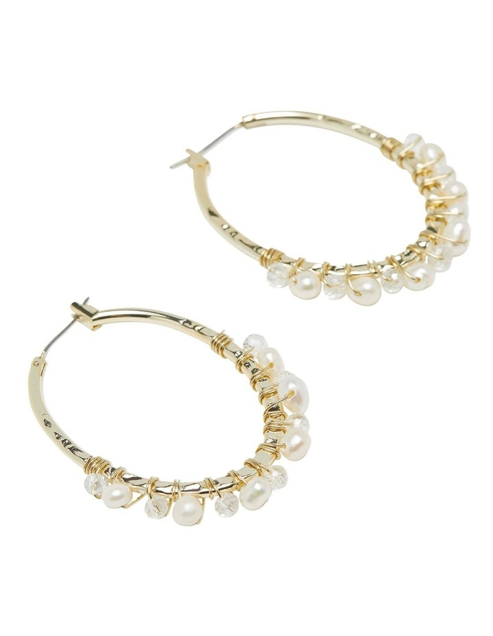 Elin Pearl Earrings image 2