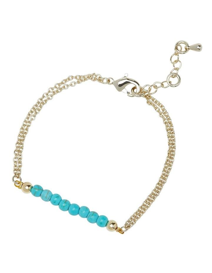 Liara Turquoise Bracelet image 1