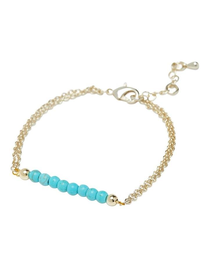 Liara Turquoise Bracelet image 2