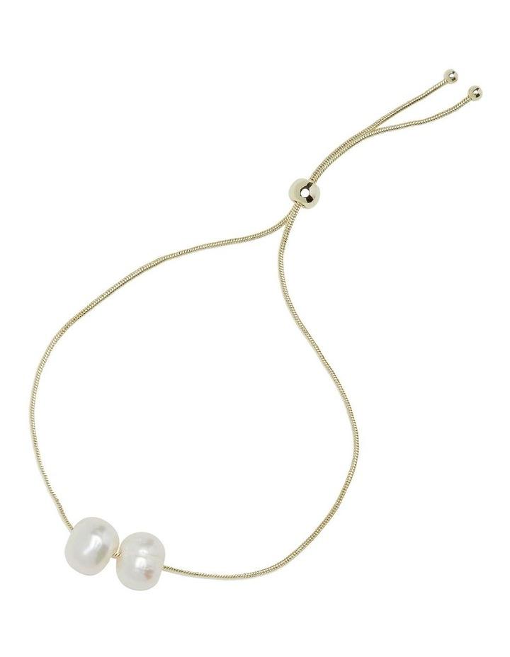 Cloelia Pearl Bracelet image 1