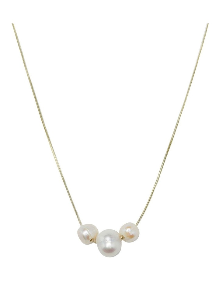 Delila Pearl Necklace image 1