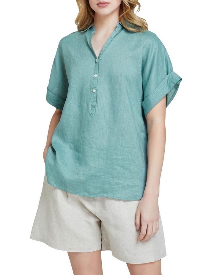 Cara Linen Shirt image 1