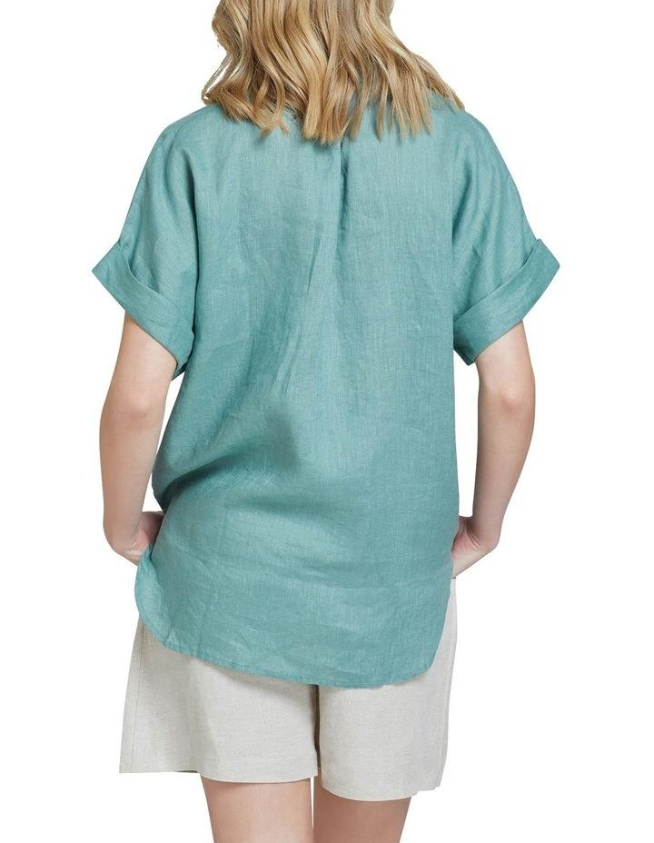 Cara Linen Shirt image 3