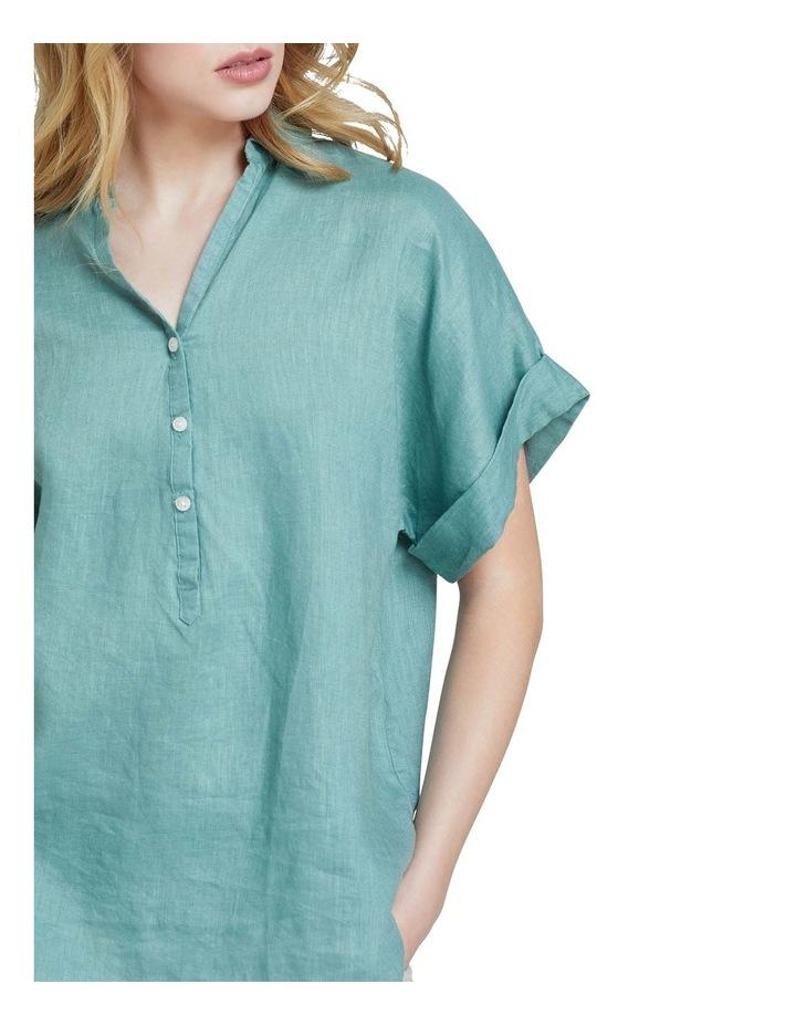Cara Linen Shirt image 4