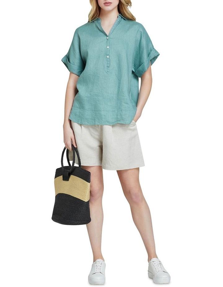 Cara Linen Shirt image 5
